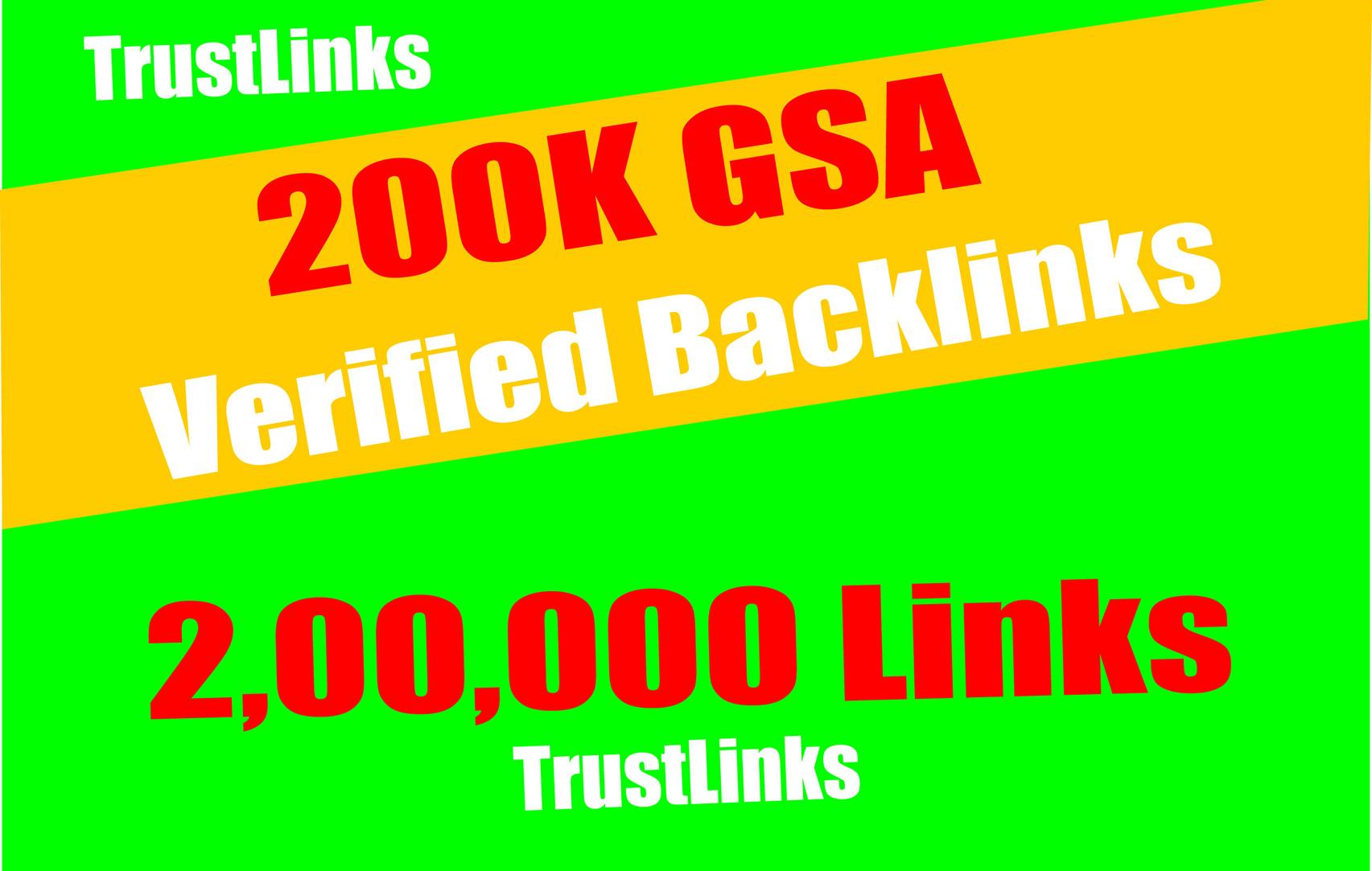 GSA Blast GSA SER To Create 2, 00,000 Backlinks