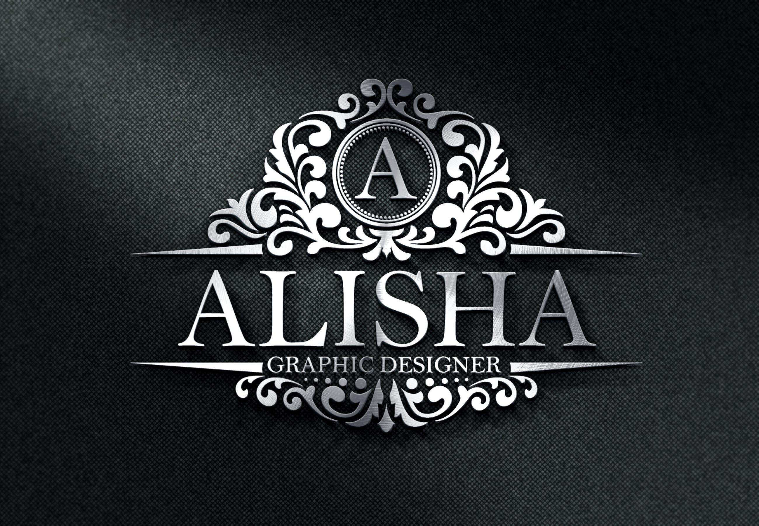 I design beautiful logo design and graphic design