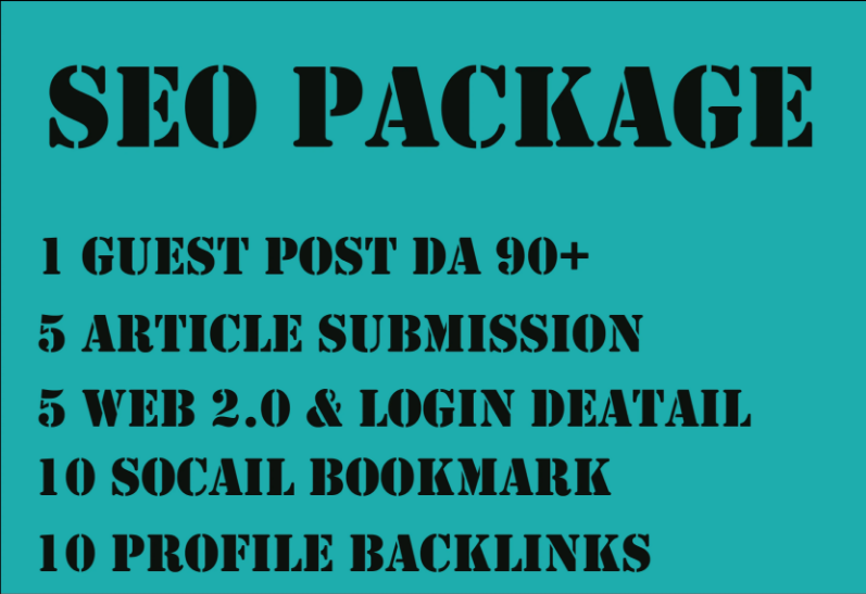 I will daily manual drip feed work best offer for seo package on 5 days