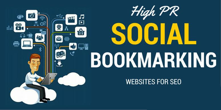 Get promote in top 25 social bookmarking website