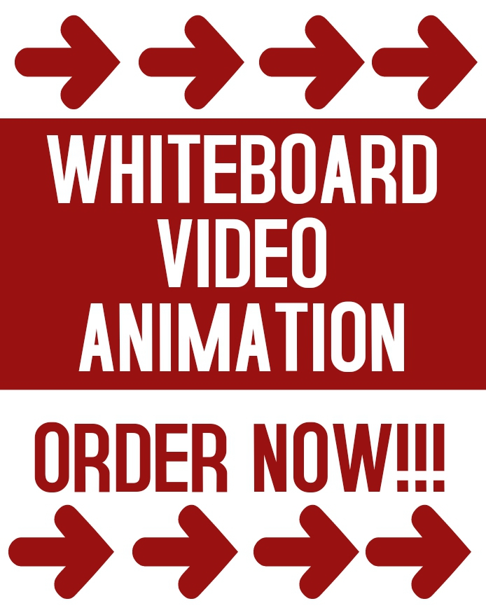 I WILL CREATE WHITEBOARD VIDEO ANIMATION