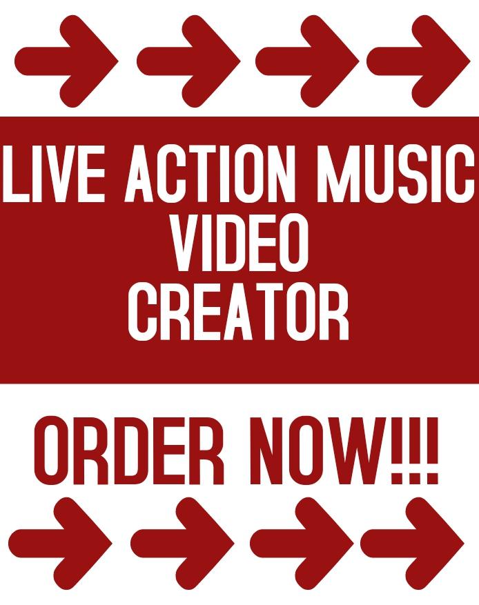 HIGH-QUALITY MUSIC VIDEO CREATION