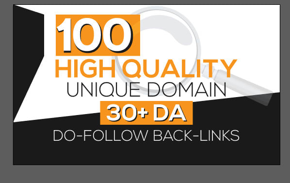Will Make 100 manual Blog Comment Backlinks DA 30+