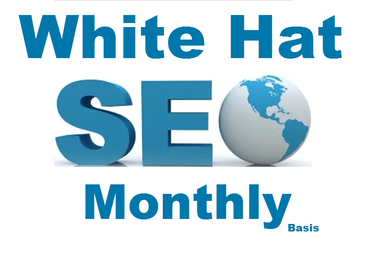 Monthly SEO Service Off page & On page For Google 1st Page Ranking