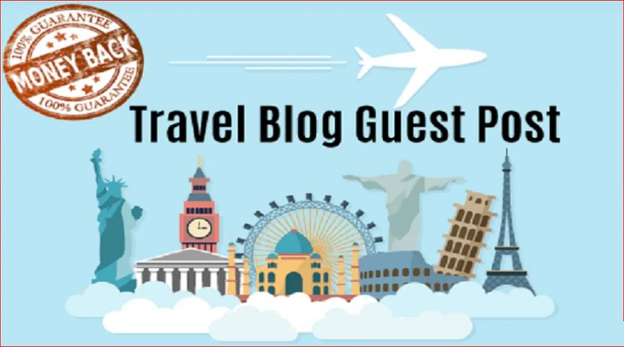 I will publish an article on travel site maptia da55 dofollow