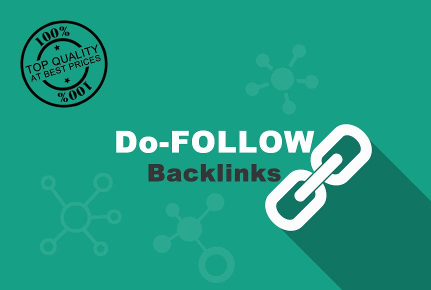 Create 1200 Do Follow Backlinks best for Your Seo