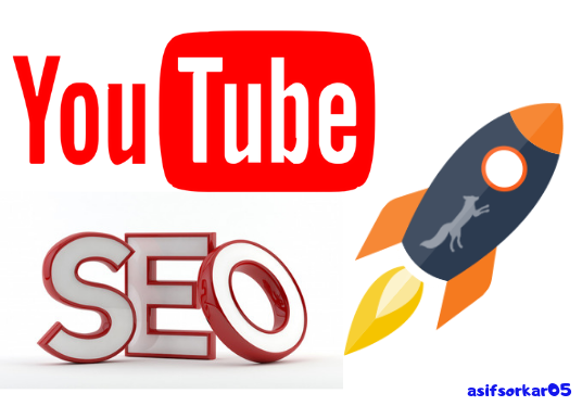 Feature YOUTUBE VIRAL SEO TOP RANK YOUR VIDEO TO FIRST PAGE1 NOBODY RANKS BETTER.