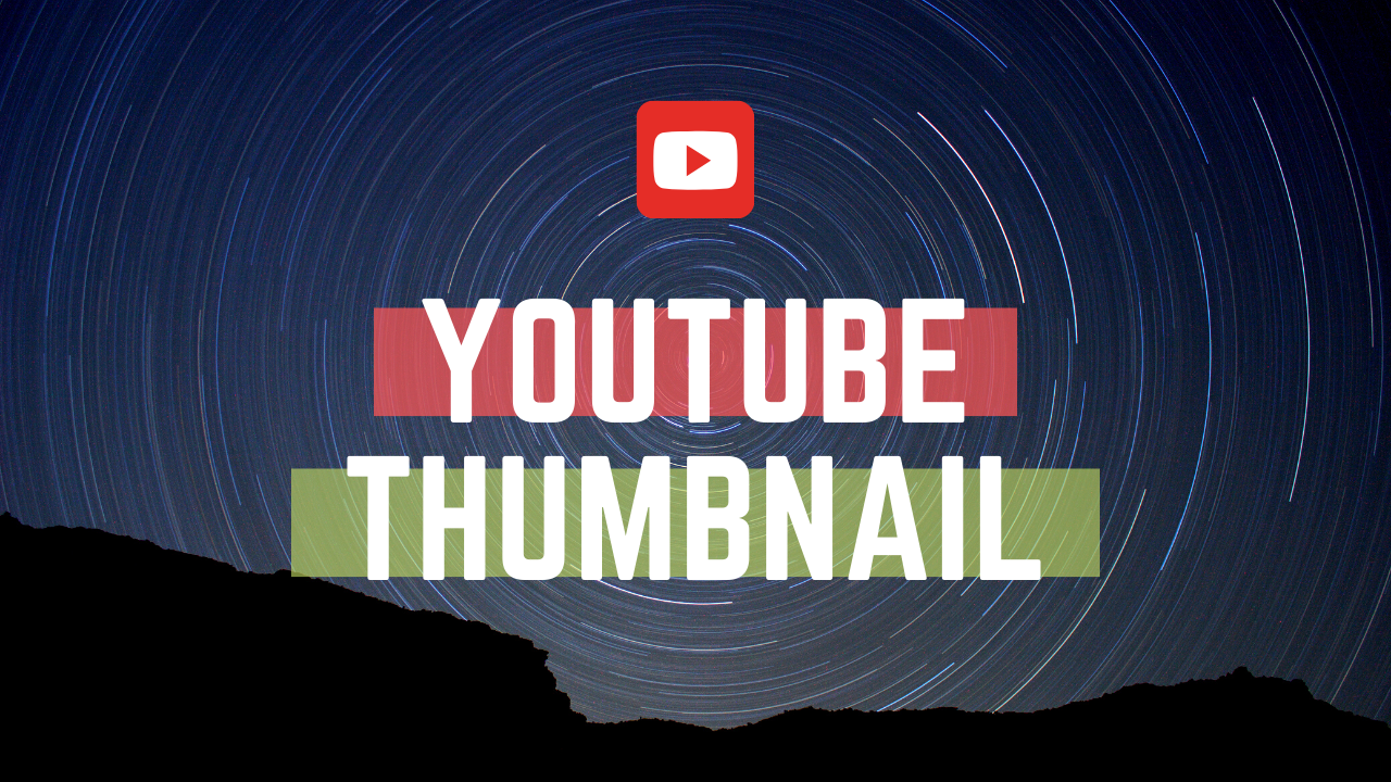 Design 2 Creative YouTube Thumbnail For Your Videos in 48 Hours