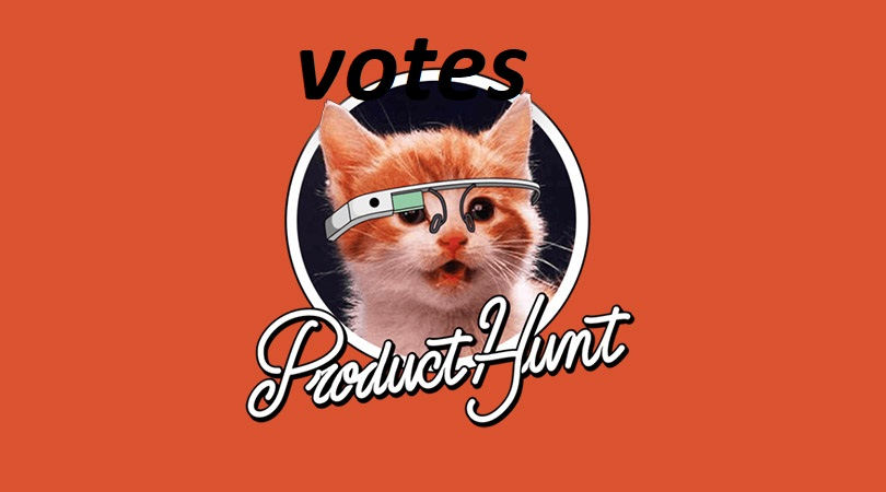 Increase 100 votes on your Product Hunt