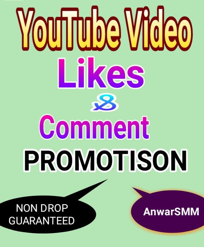 Real High quality video promotion very fast completed