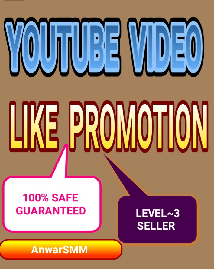 Real High quality YouTube video promotion very fast completed