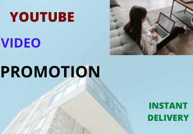 Real YouTube Video Promotion & Social networking