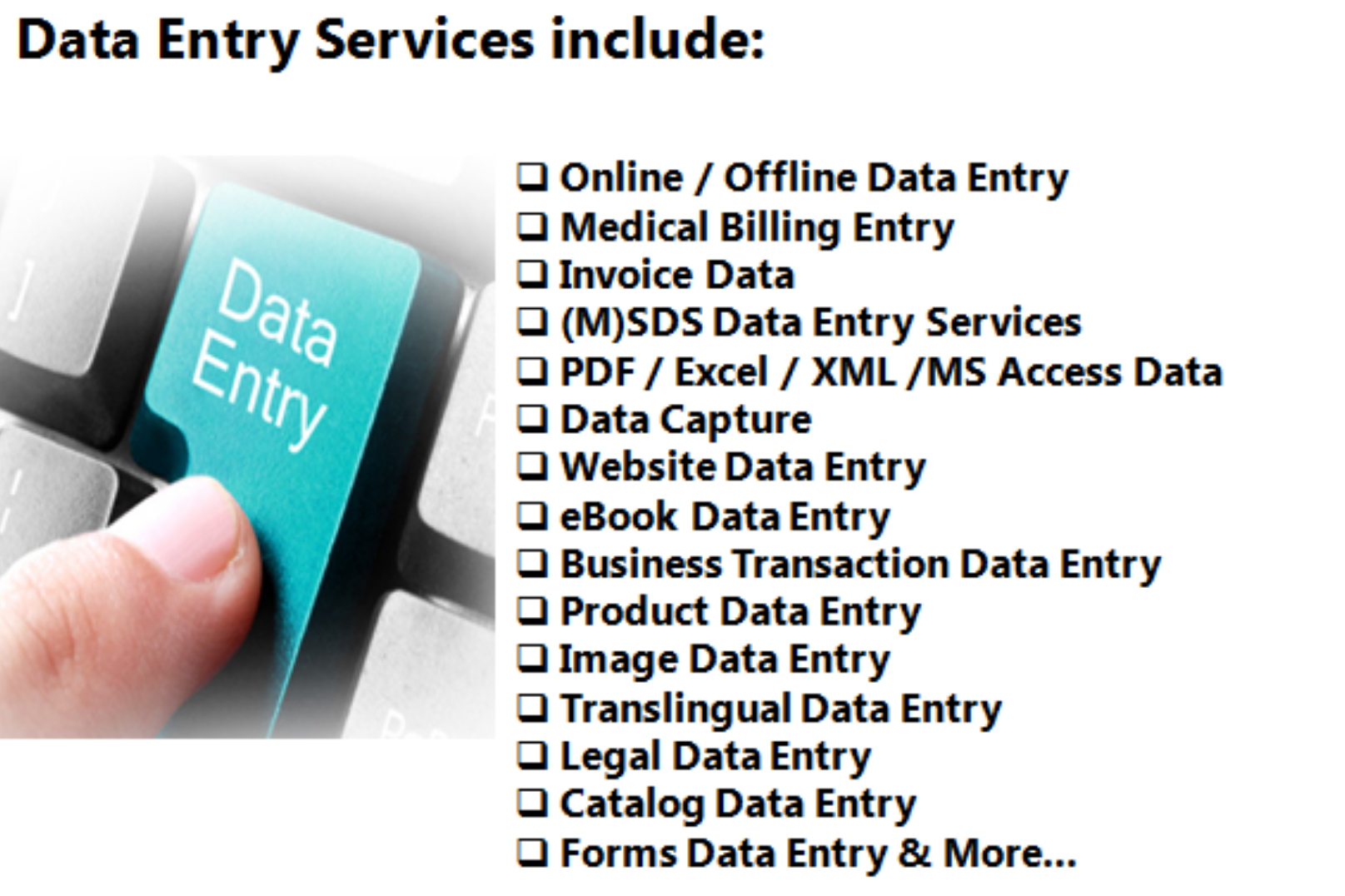 B2B Lead Generation, web research,  Fastest And Accurate Excel Data Entry Job