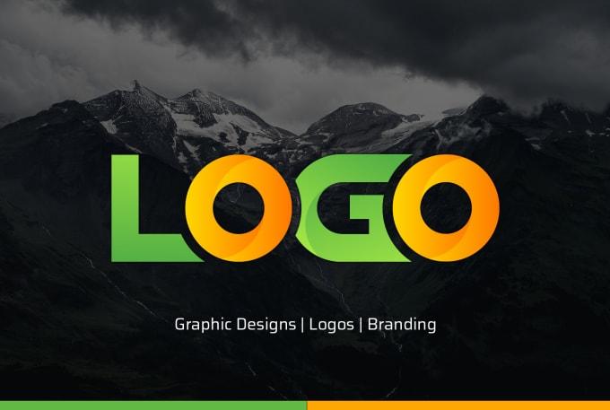 I Will create professional business logo designs
