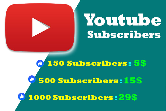 I will promote your Utube quickly