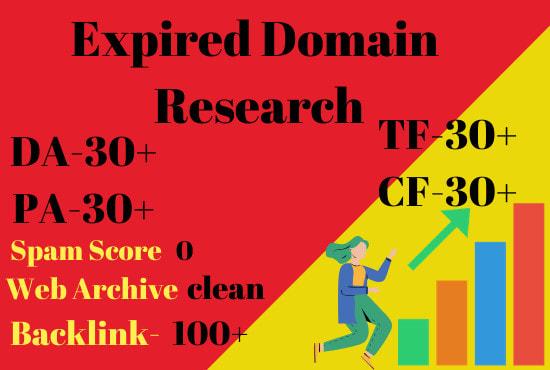 High DA PA CF TF Moz Authority Expired Domain Back links