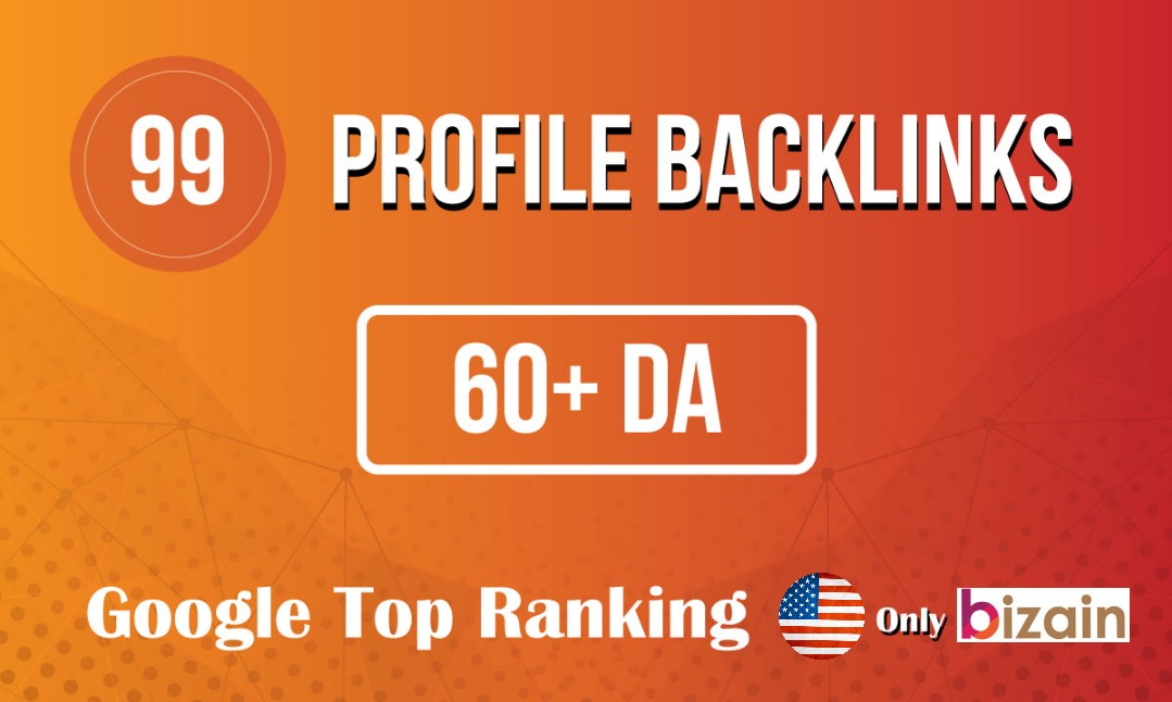 Build 99 PR9 SEO High Authority Backlinks DA 60-100 Increase Your Google Ranking