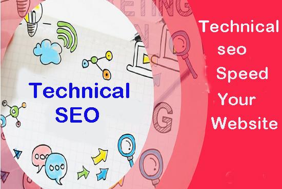 Technical seo optimization your wordpress site
