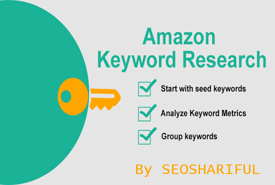 Best Amazon keyword or niche research, SEO competitor analysis
