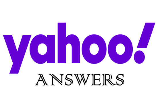 6 Yahoo Answer Drive high quality answers for your website