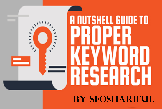Advance SEO Keyword Research,  Tell me a Your Niche,  see then.