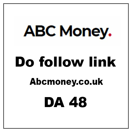 Publish A Guest Post On DA50 Uk Blog Abcmoney. Co. Uk