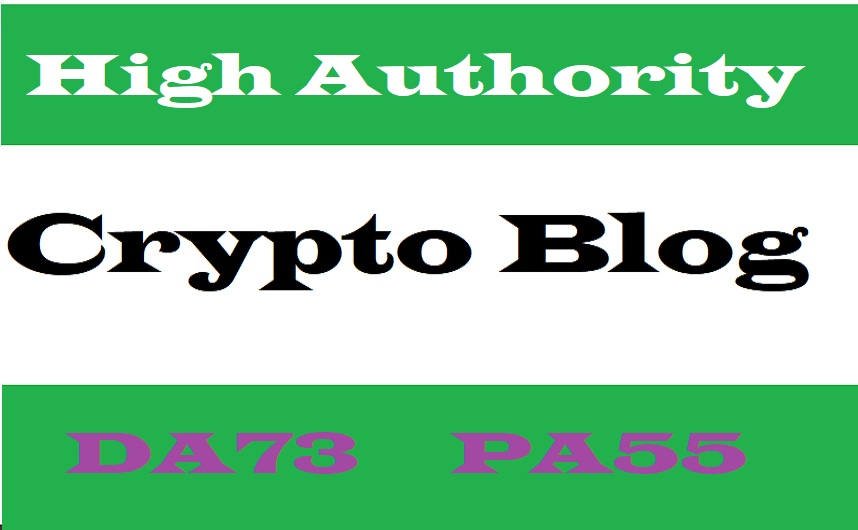 Guest Post on DA73 Crypto General Blog-Permanent Post