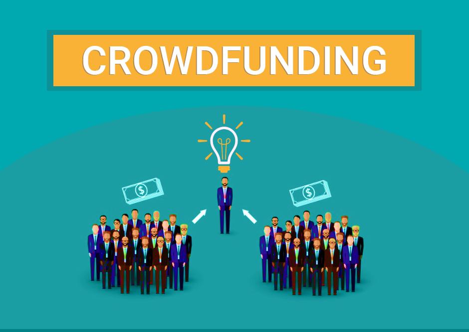 promote kickstarter,  gofundme,  indiegogo or any crowdfunding campaign