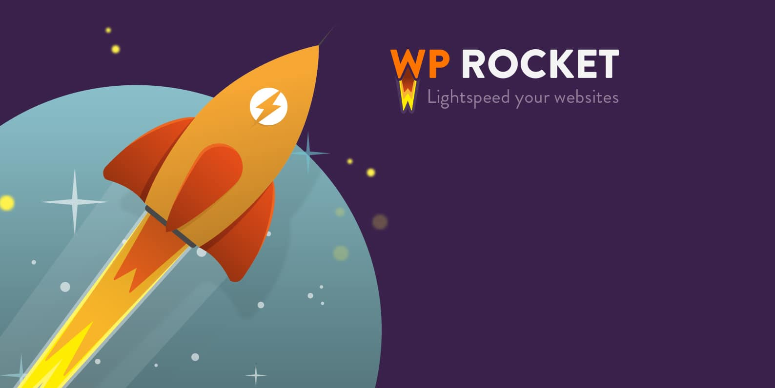 Boost your website loading speed with WP Rocket cache plugin
