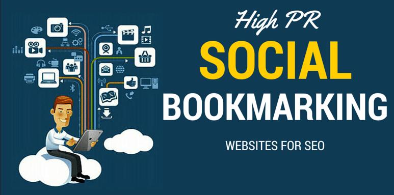 30 High pr Social Bookmarking Backlinks For google rank