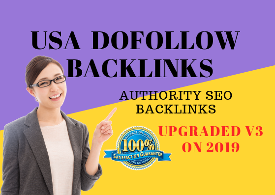 Rank Your Website With 60 USA Pr9 Backlinks