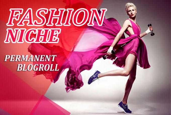 give backlink da51x7 site Fashion blogroll