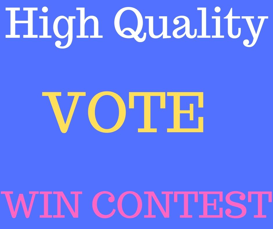 Give You 30+ Different USA IP contest votes