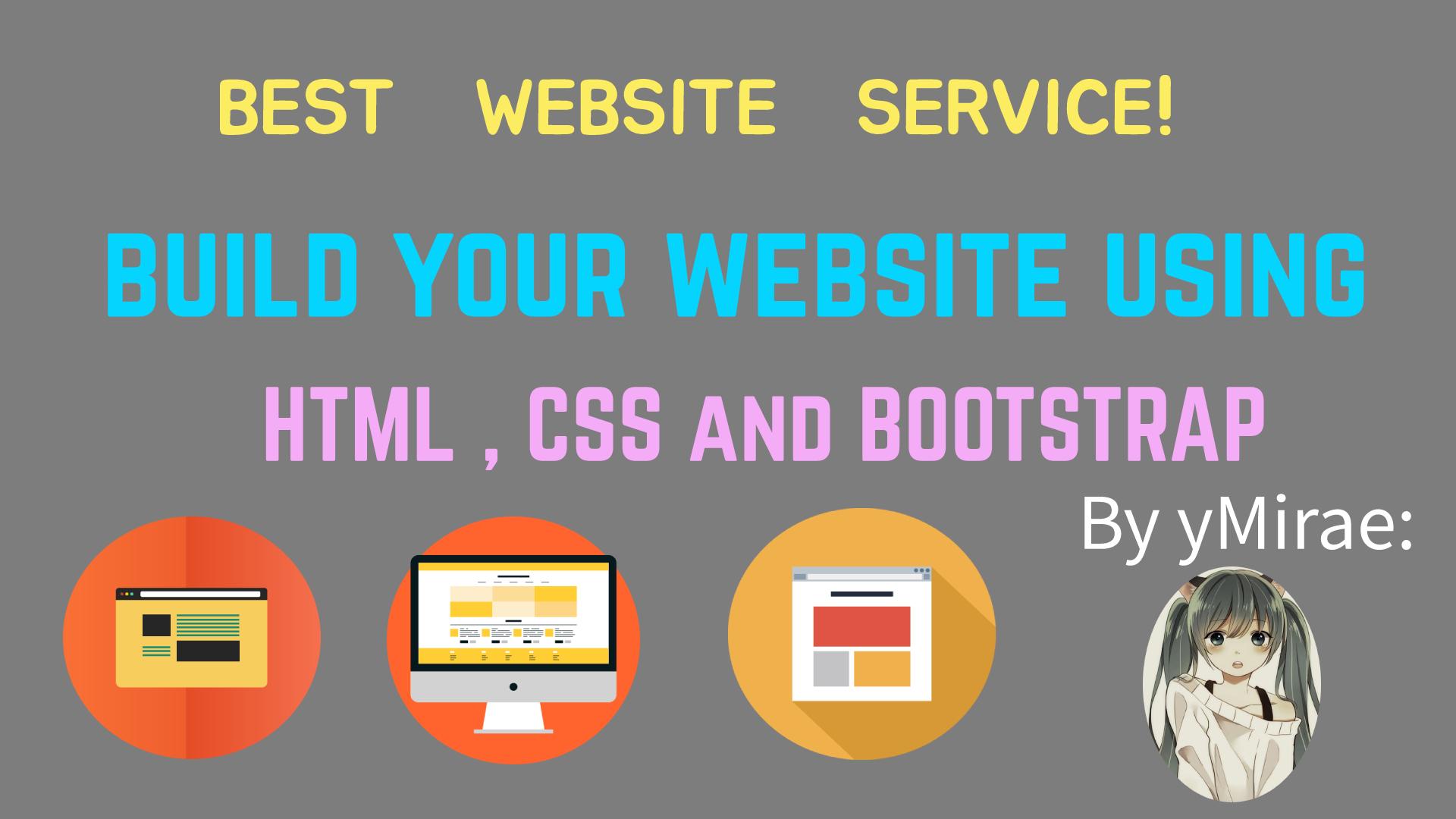 Building Your Custom Powerful Website