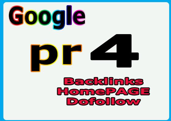 Add a PR4 DOFOLLOW Blogroll Link