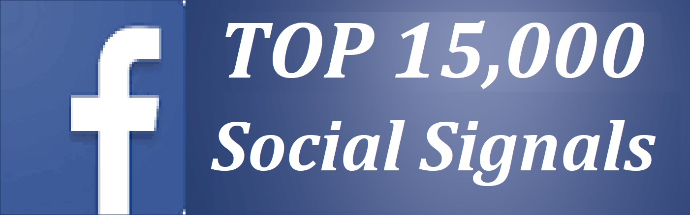 TOP instant Add 15,000 Social Signals to Improve SEO and Boost Google Ranking