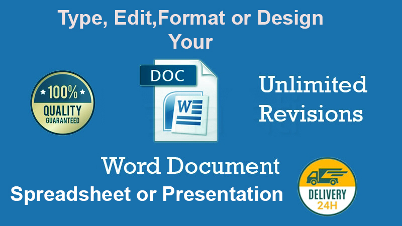 Edit,  Format and Redesign your document