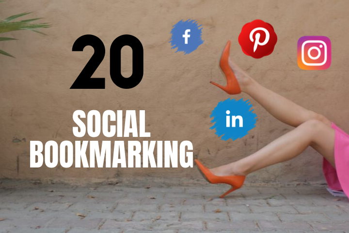 Do 20 Social Bookmarking For Google Ranking