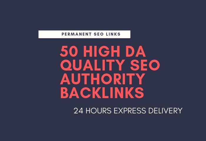 50 Powerful High Da60 Authority Backlinks For SEO