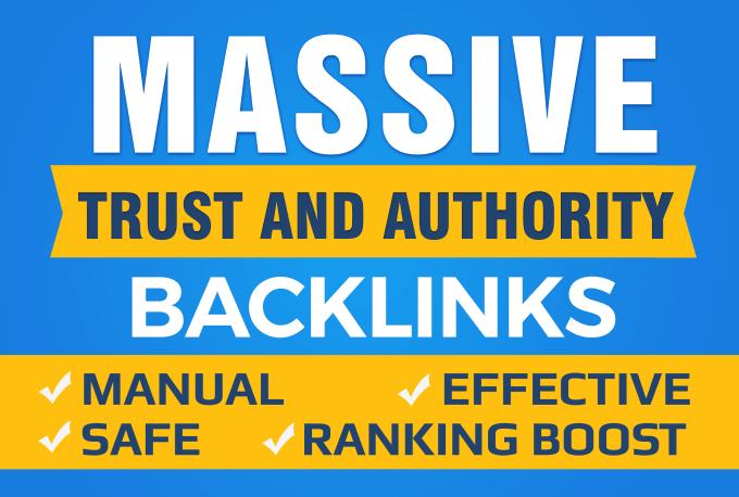 Build 100 High Quality Backlinks White Hat Seo Link Building