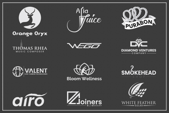 design a professional, amazing, unique, business logo