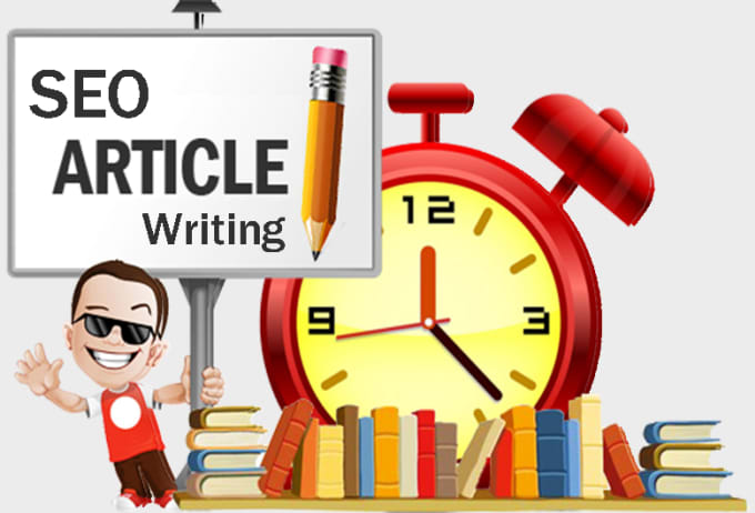I will write quality articles for you on a wide range of topics