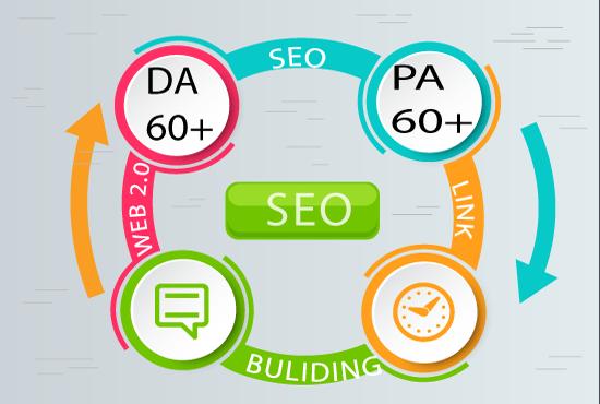 30 web 2 USA seo link building and profile creation