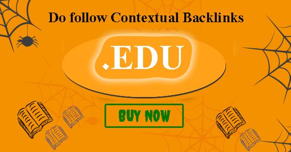 Edu Backlinks From USA Universities  Dofollow  Contextual Premium