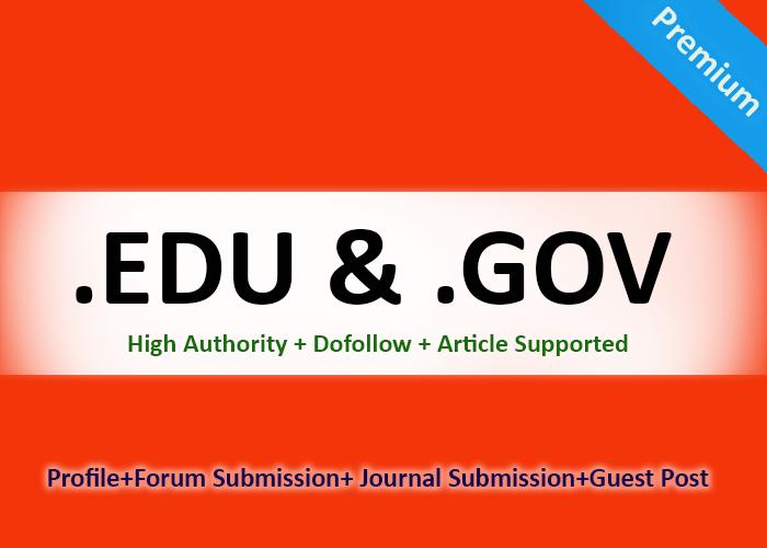 Buy EDU and GOV Backlinks - USA Universities & College - Dofollow - Contextual Backlinks