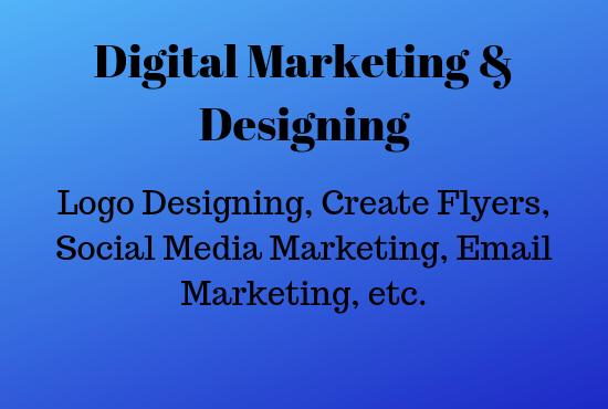 Expert in Digital Marketing & Designing