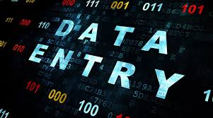 data entry Fast,  proficient and accurate