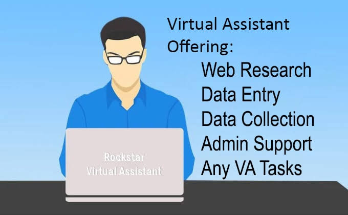 Hire us as a virtual assistants to take care of administrative task.