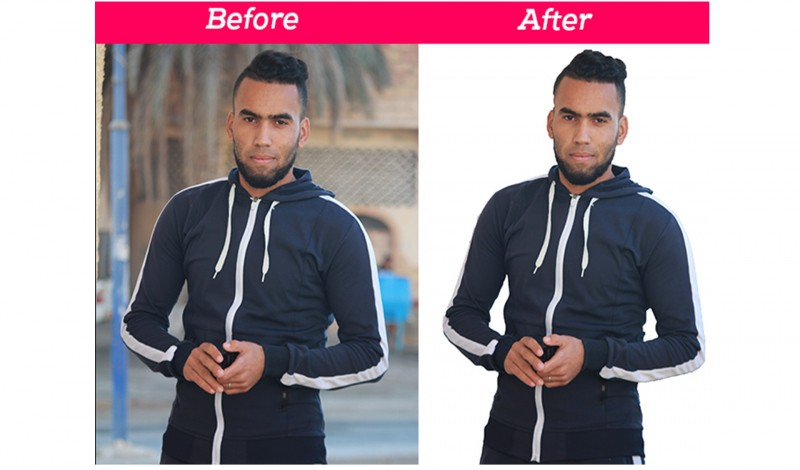 background removal 30 images fast