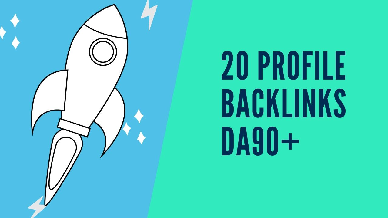 Rank Your Site High On Google With 90DA+ Manual 20+ BACKLINKS